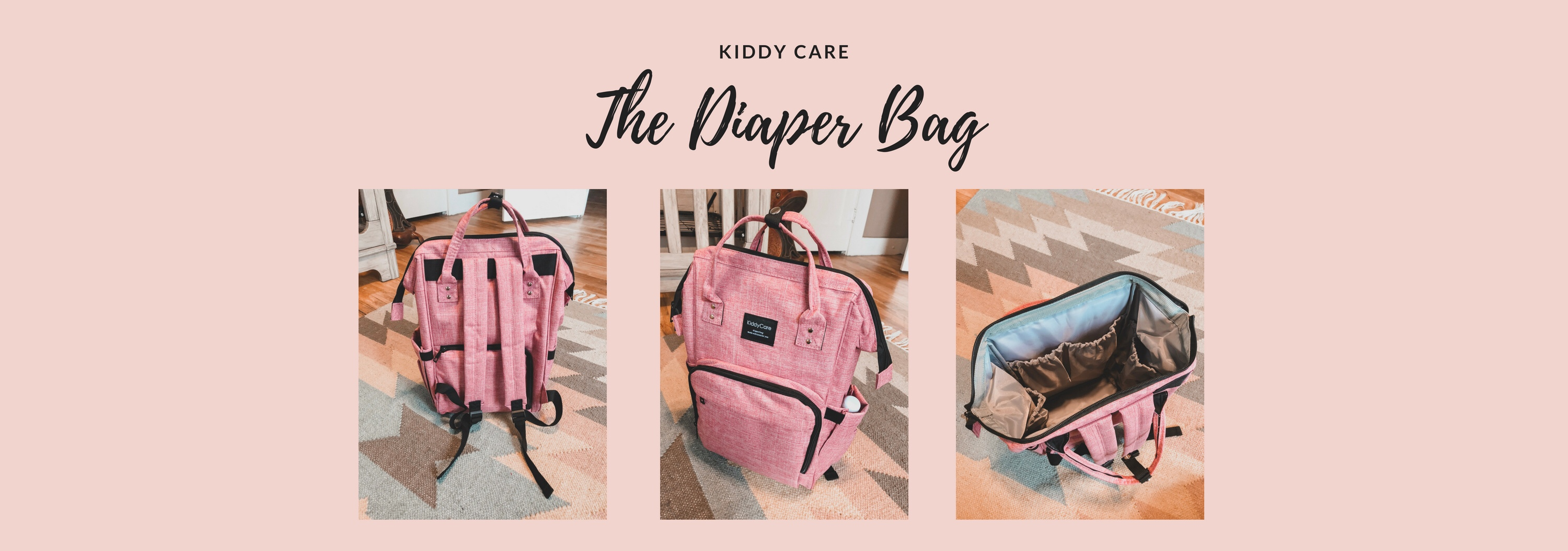 Kiddy Care: The Diaper Bag