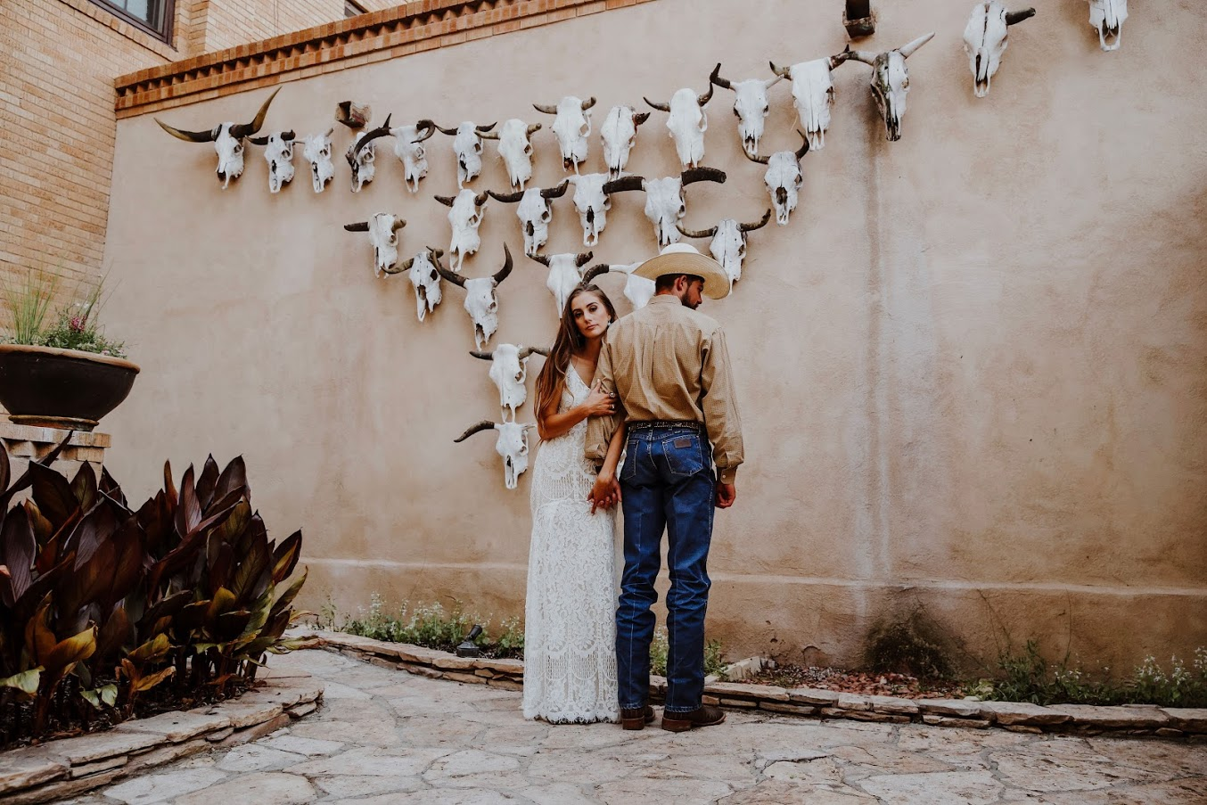 My Western Boho Wedding | Marathon, TX